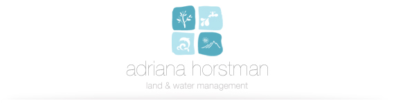 adriana horstman - land & water management